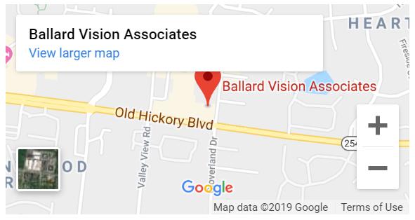 ballard vision associates map