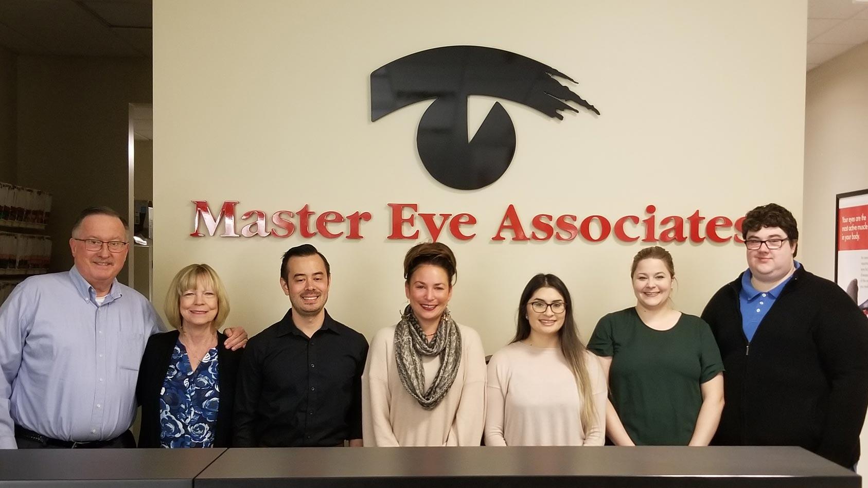 Master Eye Associates in Vancouver, WA