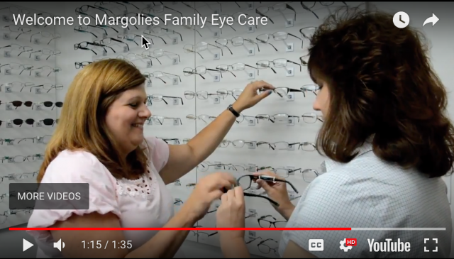 Dr. Mark Margolies O.D. discusses his independent Levittown eye clinic