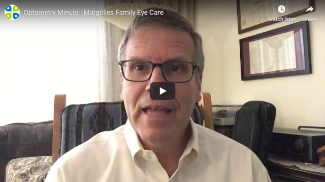 Screenshot 2019 11 05 Optometry Minute Margolies Family Eye Care YouTube