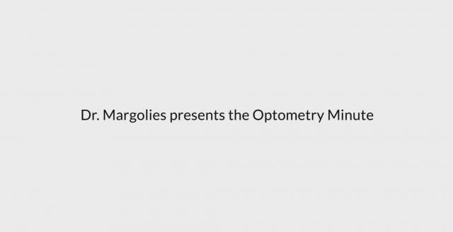 Optometry minute