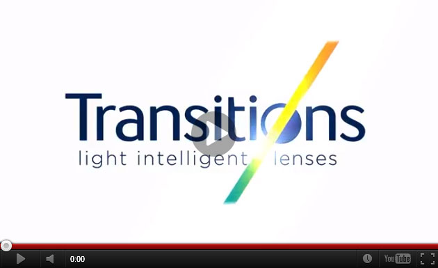 Link to Youtube Video - Transitions Lenses at Elgart Gordon and Associates in Connecticut