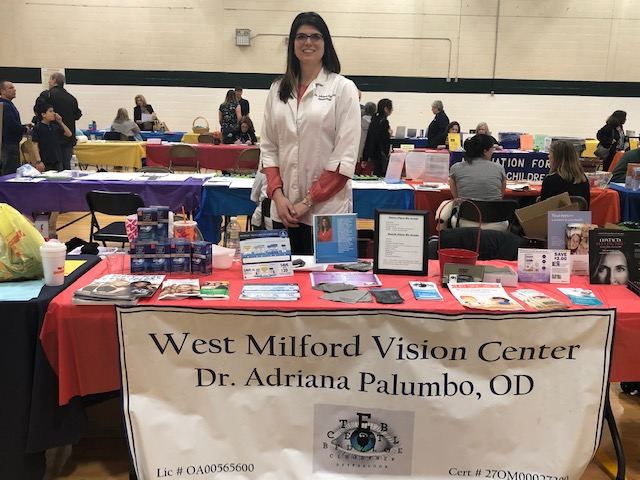 Dr. Palumbo at West Milford Vision Center