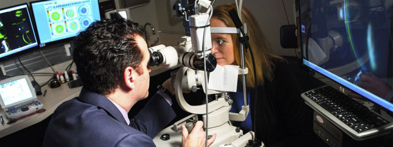 Contact Lens Specialist in Baltimore