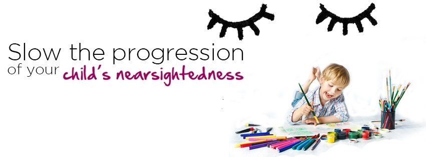 slow the progression of your child's nearsightedness