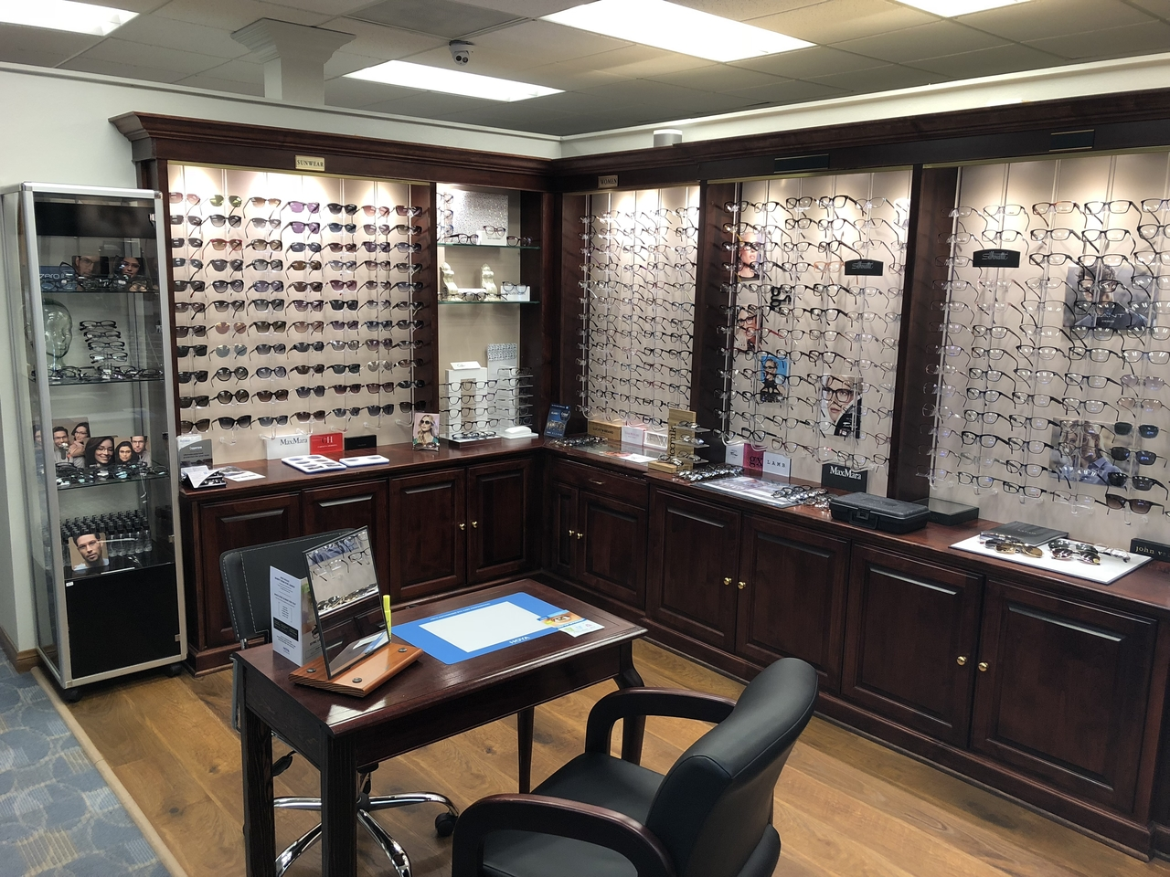 Buena Vista Optometry eye exam and optical store in location 1889 Knoll Dr, Ventura, CA 93003 United States