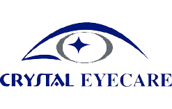 Crystal Eye Care Logo