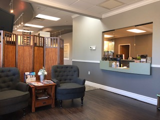 Inside our eye care clinic