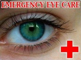 Emergency eye care at Shirley Eye Care in Indiana Pennsylvania