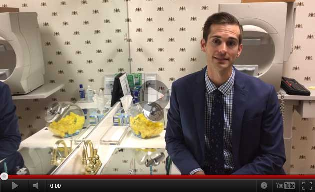 Video: Dr. Matthew Shirley Talks about Hard Contact Lenses