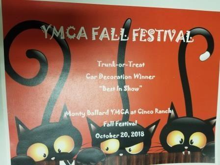 YMCA Award - Optometrist, Katy, TX