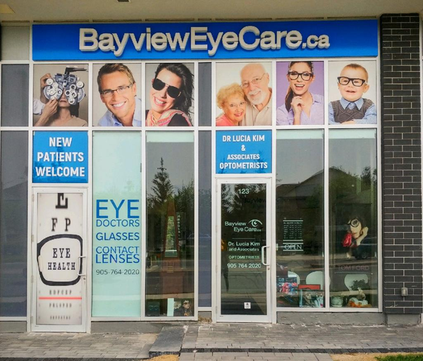 Bayview Location Front Door