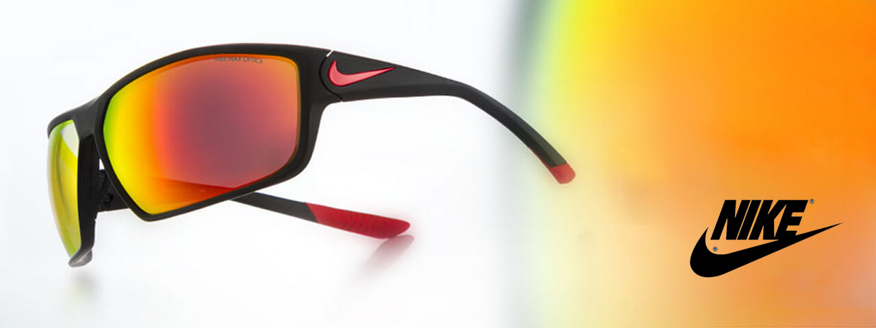 Pair of Nike Designer Sunglasses