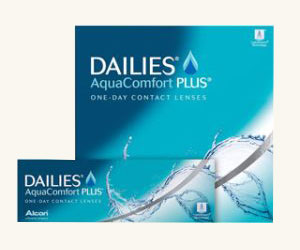 Alcon DAILIES® AquaComfort Plus®