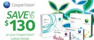 CooperVision rebate