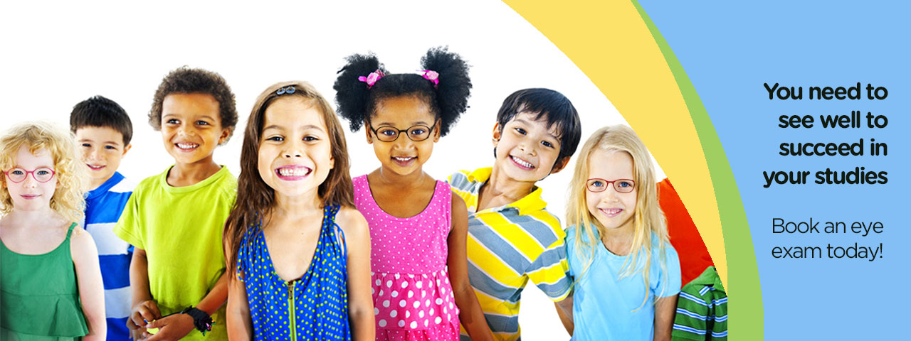 North Country Eye Care | Back to School Eye Exam in West Lebanon, NH