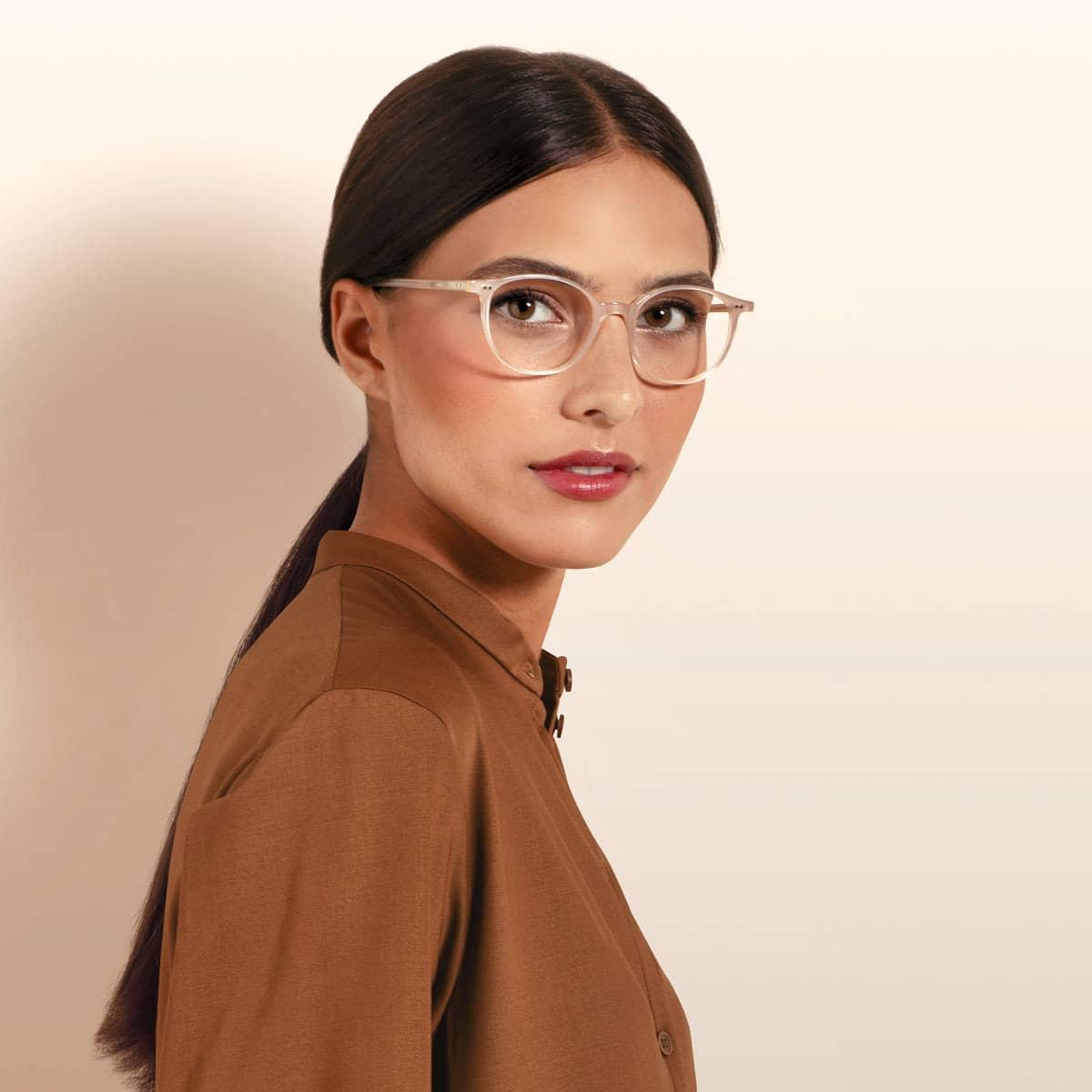 lafont woman eyeglasses white feb 18 2021