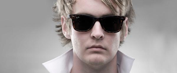 Man wearing Carrera sunglasses