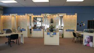 2020 Vision Care optical boutique