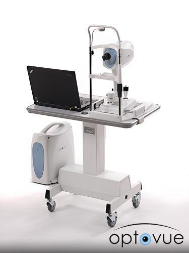Fort Lauderdale eye exam - iVue OCT by Optovue