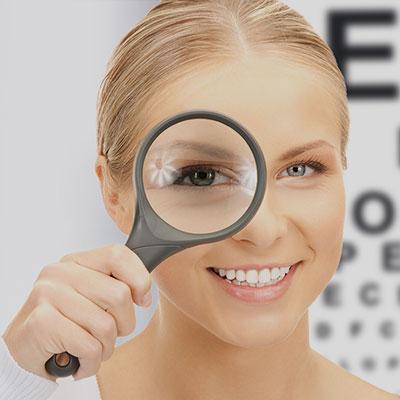 Nampa eye exam