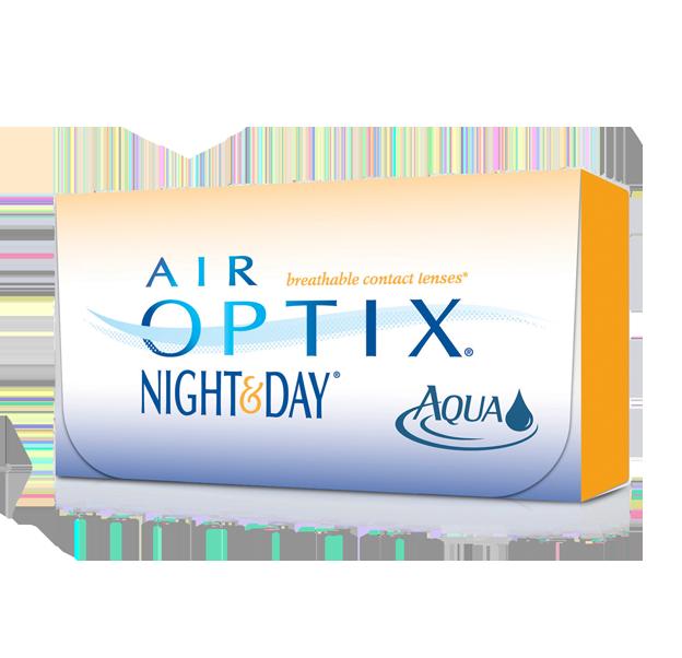 AIR OPTIX NIGHTANDDAY AQUA Box