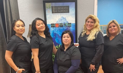 Our Optometry Staff in Fort Worth, Texas