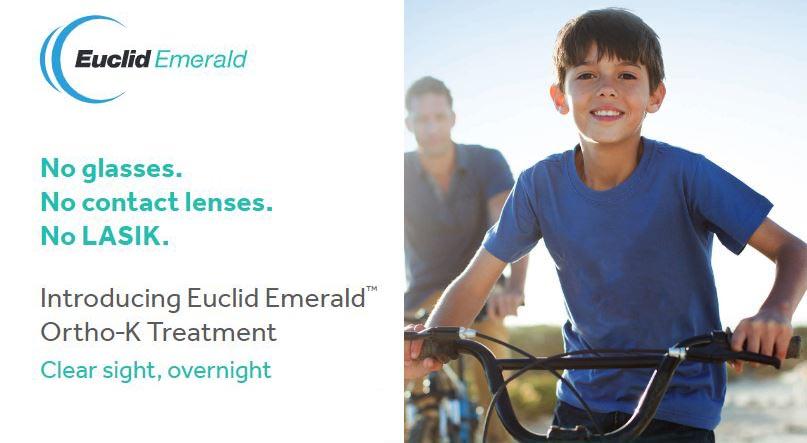 Euclid Emerald