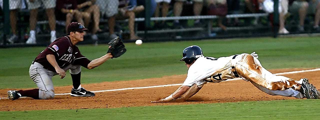 Baseball Vision Training