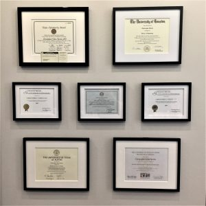 Degree Wall
