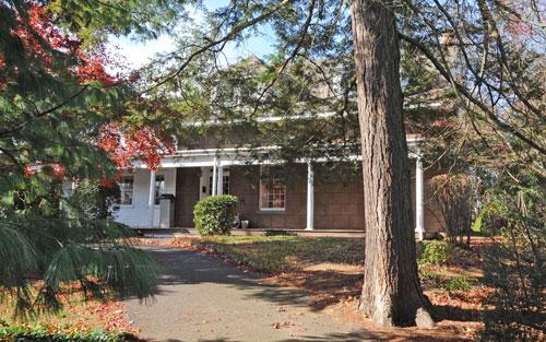 ACKERMAN HOUSE 222 DOREMUS AVENUE, RIDGEWOOD, BERGEN COUNTY NJ