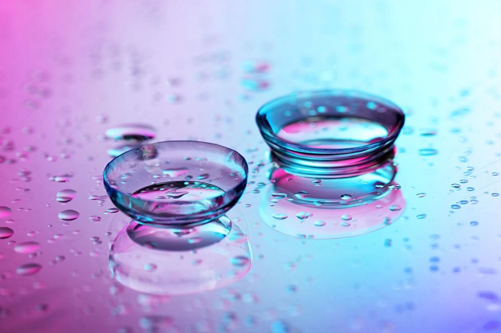 Scleral Lenses For Dry Eyes