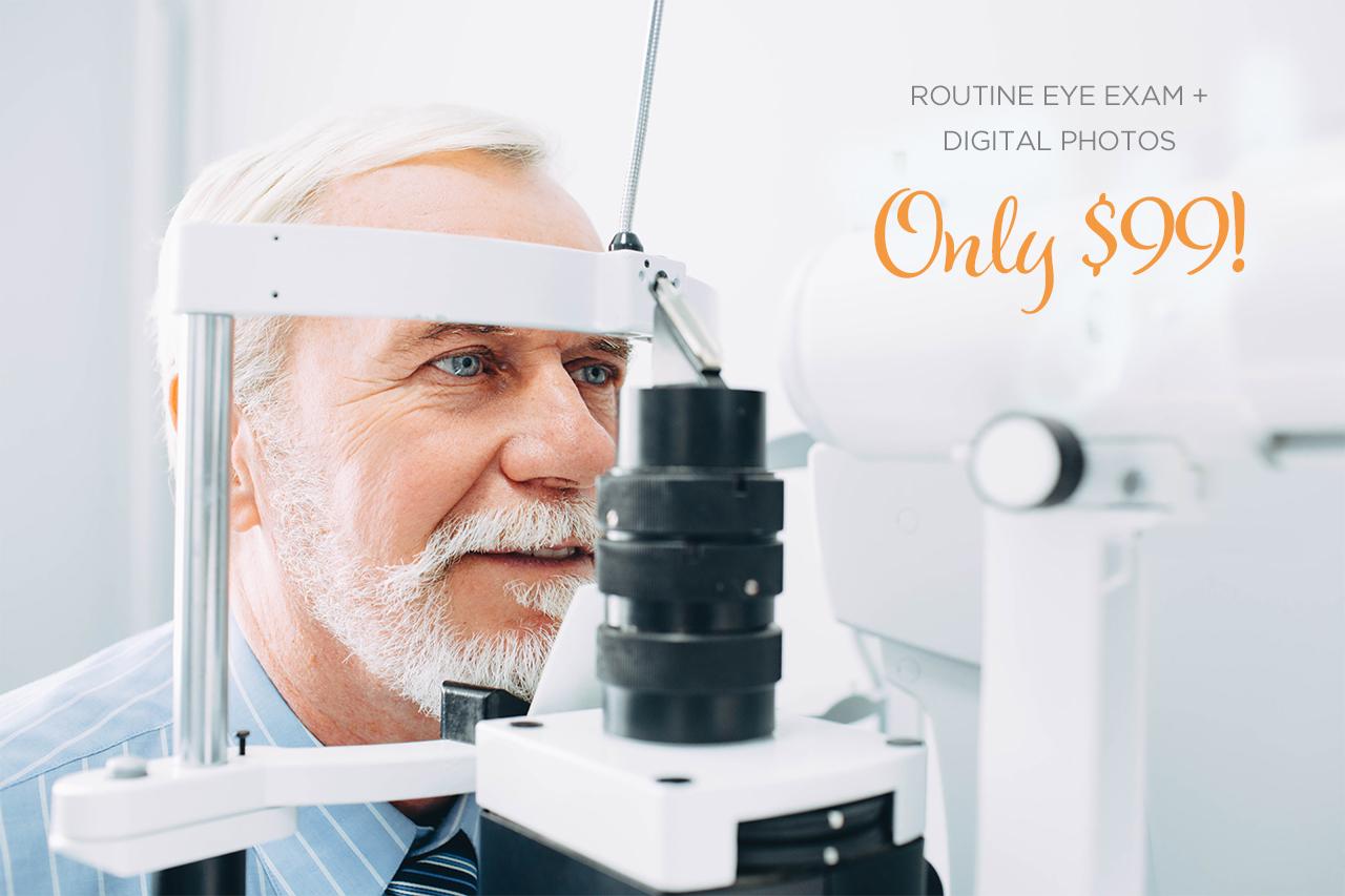 Eye Exam in Raleigh, NC