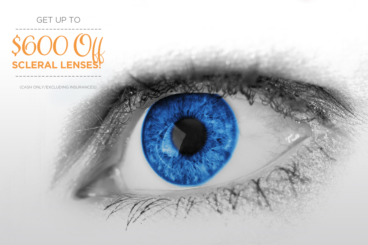 Scleral Lenses in Raleigh, NC