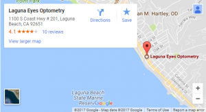 lagunaeyes optometry location map