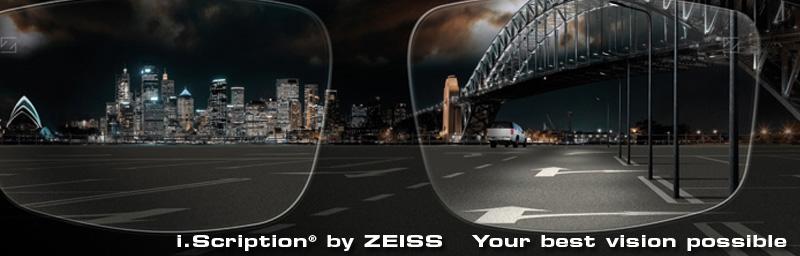 Advert for Zeiss Lenses in Laguna Beach