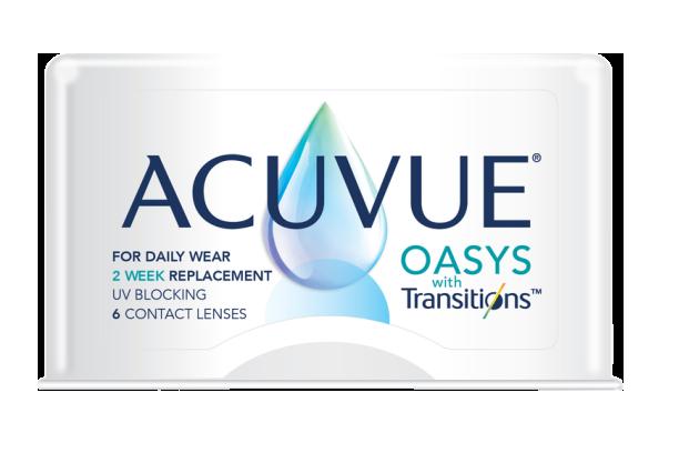eye care, Acuvue daily contact lenses in Laguna Beach, CA