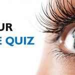 Ad for Dry Eye Quiz in Laguna Beach, California