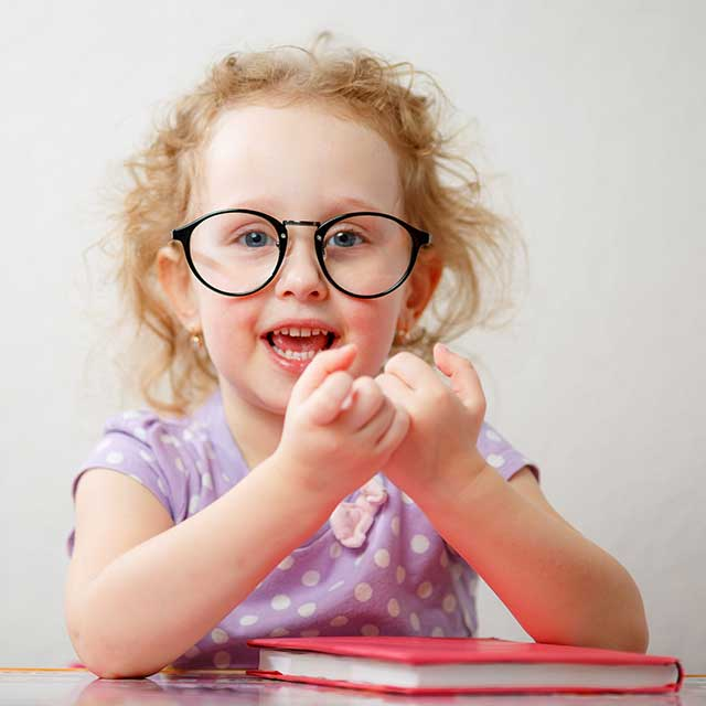 eye glasses for kids in Laguna Beach, California