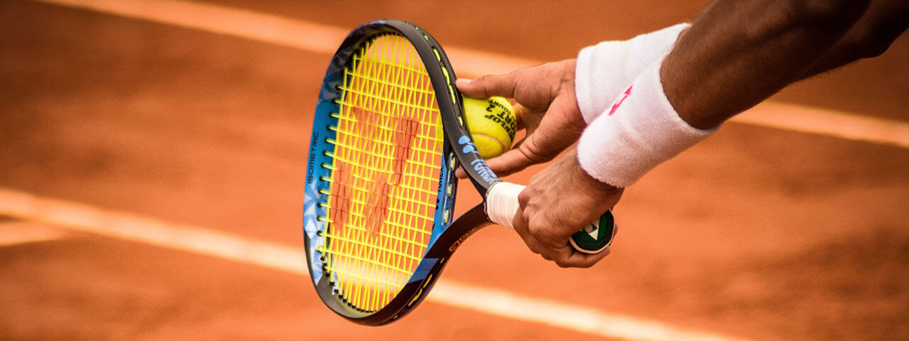 Sports Vision Training for Tennis Players