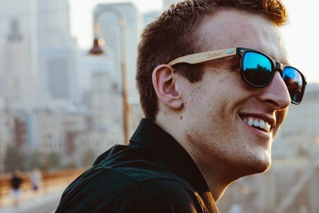 Sunglasses in Texas