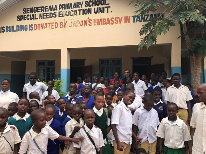 Dr. Nasser's Trip to Tanzania