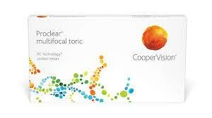 coopervision proclear multifocal toric