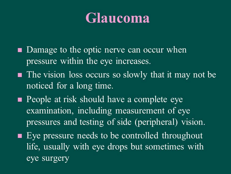 Glaucoma Test & Treatment, in Colorado Springs