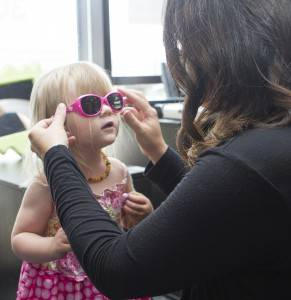 pediatric eye exam gleneagle CO