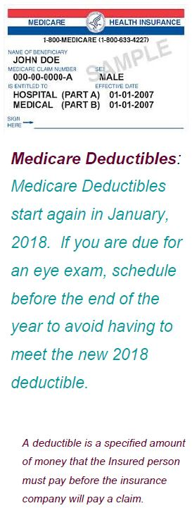 Medicare Benefits for 2018