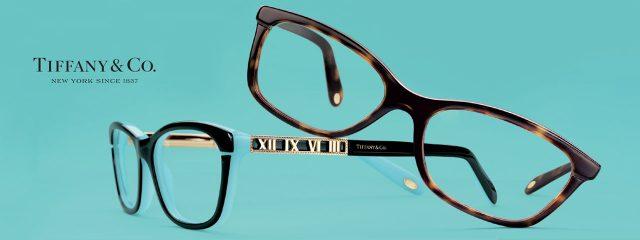 Optometrist, Woman and Man Wearing Tiffany & Co. in Rocky Mount, VA.