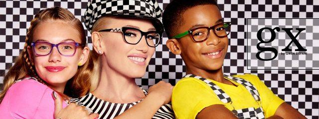 Optometrist, Gwen Stefani, GX Eyeglasses in Rocky Mount, VA.