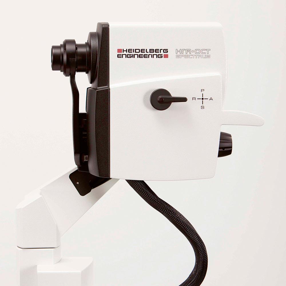 SPECTRALIS HRA+OCT Gallery 03 Camerahead+30° Lens RGB