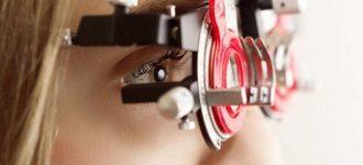Photo of eye